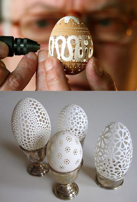 تخم مرغ هفت سین سال 94,تخم مرغ سفره هفت سین,تزئین تخم مرغ هفت سین