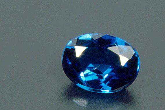 Tourmaline-blue