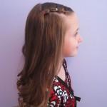 آموزش تصویری بافت موی بچه با کشmآموزش مدل بافت مو بچه گانه, آموزش تصویری بافت مو,مدل بافت مو دخترانه,آموزش تصویری آرایش مو, آموزش تصویری آرایش موی دخترانه