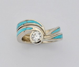 حلقه فیروزه,انگشتر نگین فیروزه,مدل حلقه شیک,انگشتر فیروزه اعلا,انگشتر فیروزه جدید