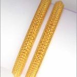 عکس مدل النگو طلای زرد,عکس مدل النگو طلا,عکس مدل النگو طلا جدید