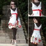 مدل لباس مجلسی شیک دخترانه 2014,عکس لباس مجلسی شیک کوتاه,عکس لباس مجلسی عروسکی