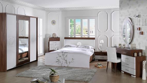 اتاق خواب با کاغذ دیواری,اتاق خواب انگلیسی,طراحی اتاق خواب با کاغذ دیواری ,دکوراسیون اتاق خواب با کاغذ دیواری