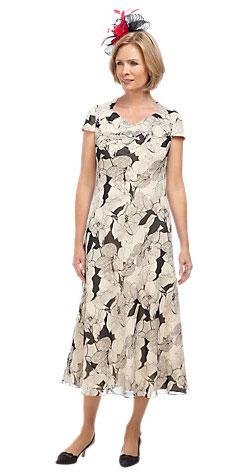 لباس مجلسی برای خانم های مسن