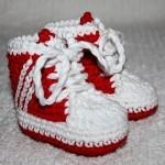 پوتین بافتنی نوزاد,پوتین بافتنی,پوتین بافتنی دخترانه,مدل پوتین بافتنی,انواع بافتنی کفش,انواع کفش بافتنی نوزاد