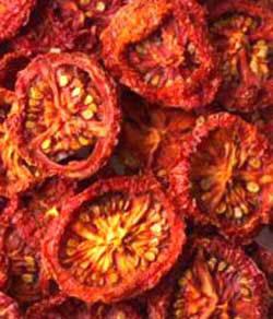 آمورش خشک کردن گوجه فرنگی