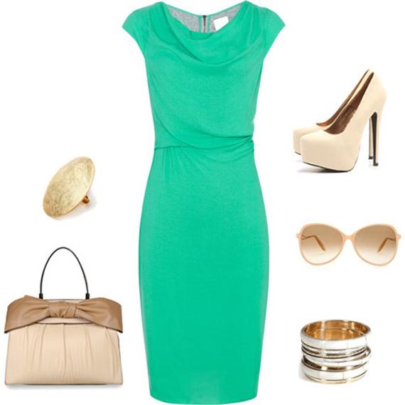 ست لباس سبز زمردی,ست لباس سبز مجلسی,عکس ست لباس سبز