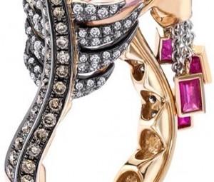 انگشتر طلای بسیار زیبا,انگشتر های زنانه زیبا,انگشتر های بسیار زیبا