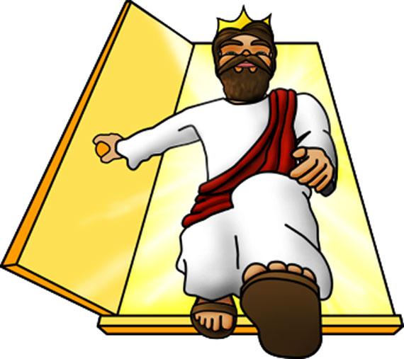 داستان کوتاه آموزنده(حکایت فیلسوف و پادشاه),حکایت فیلسوف و پادشاه,حکایت فیلسوف و گوش پادشاه در پایش,گوش پادشاه در پایش