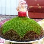 آموزش سبزه عيد عروسکي