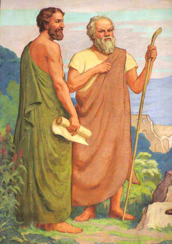 داستان حکمت آموز کوتاه(پندی از سقراط حکیم),پندی از سقراط حکیم,خودخواهی بیماری است,داستانهای حکمت آموز