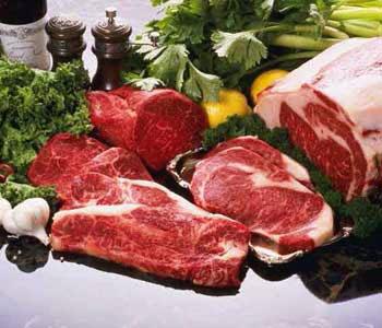 جدول زمان نگهداری انواع گوشت