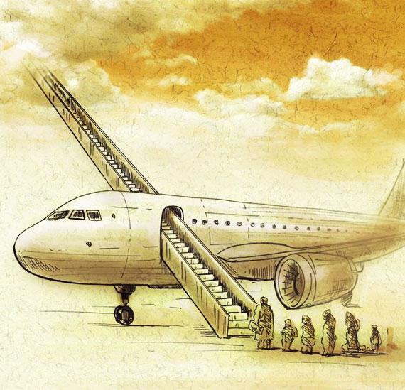 سقوط هواپیما,عکس سقوط هواپیما,سقوط هواپیما طنز